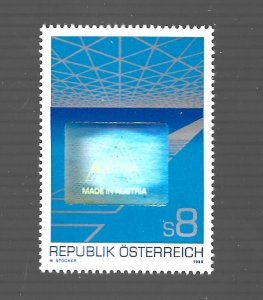 Austria 1988 - MNH - Scott #1441 *