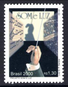 Brazil 2774 Music MNH VF