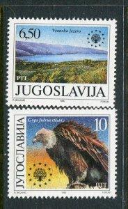 Yugoslavia #2075-6 MNH