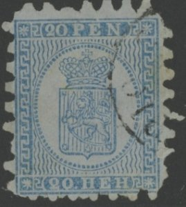 Finland 9 used (2745 259.j)