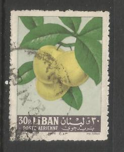 LEBANON C362 VFU FRUITS J1051-2