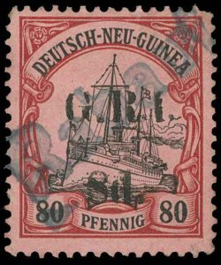 New Britain Scott 26 Gibbons 26 Used Stamp