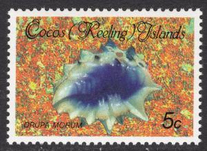 Cocos Islands Scott 139