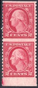 U.S. 540a MNH FVF SCV$125.00 (540a-5)