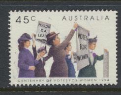 Australia SG 1465  Used  - Women