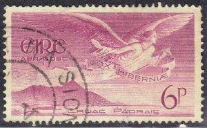 IRELAND SC #C3  USED 6p 1948-65  CROAGH PATRICK SEE SCAN