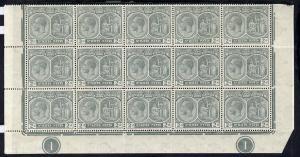 St Kitts-Nevis 1921-29 KG5 Script CA Medicinal Spring 2d ...