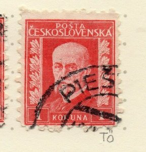 Czechoslovakia 1926-27 Issue Fine Used 1k. NW-148583