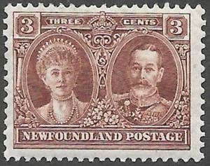Newfoundland Scott Number 147 F H