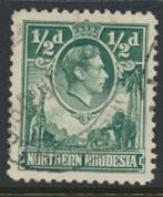 Northern Rhodesia  SG 25 SC# 25 Used - see details