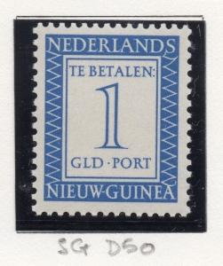 New Guinea 1957 Early Issue Fine Mint Hinged 1G. 167081