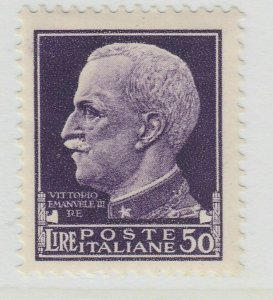 Italy Kingdom 1929-42 Imperial Issue 50L MH* A18P48F975