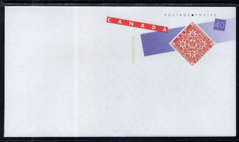Canada Unitrade U132 Postal Envelope Unused VF