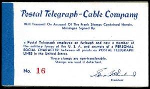 U.S. TELEGRAPH 15TO29-30  Mint (ID # 83124)- L