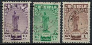 Thailand #309-11  CV $3.80
