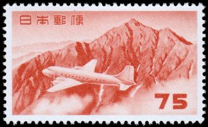 Japan Scott C32 (1952) Mint NH VF C