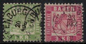 Baden #26-7  CV $13.50
