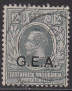 Tanganyika #1 Used