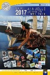 TAHITI (FRENCH POLYNESIA) - 2017 COMPLETE YEAR SET, MNH