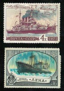 Ships, USSR, (2738-T)