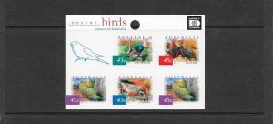 BIRDS - Australia #1995H  MNH