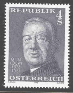Austria Scott 942  MNH** 1973  stamp