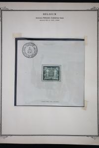 Belgium Stamp #231 NH Crease at Right Selvage Catalogue $300.00