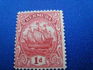 BERMUDA SCOTT #83 - 1928  AVG/MNH     (apsB13)