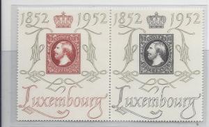 Luxembourg, 278-79, Grand Duke William III Pair, **MNH** (LL2018)