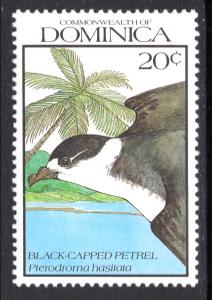 Dominica 1242 Bird MNH VF