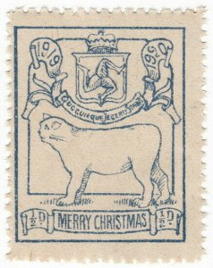 (I.B) Cinderella Collection : War Memorial Fund ½d (Isle of Man)