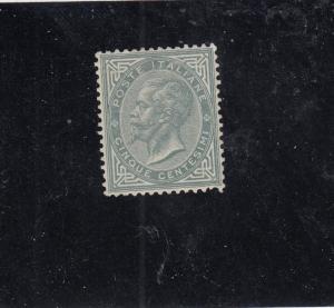 ITALY # 26 VF-MNG  King Victor Emmanuel 1863 CAT VALUE $290