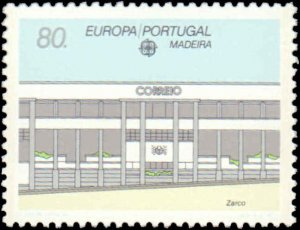 Portugal-Madeira #137, Complete Set, 1996, Europa, Never Hinged