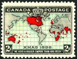 Canada #86 MINT OG NH