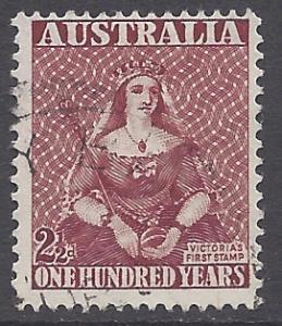 Australia 1950 #229 Used