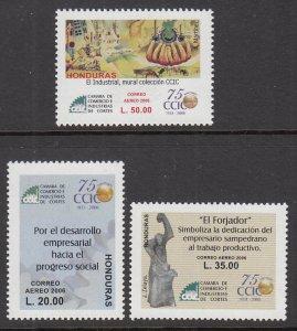 Honduras C1233-C1236 MNH VF