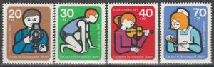 Germany #9NB106-9  MNH  CV $2.50  (S427)