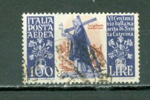 ITALY ST. CATHERINE #C127...USED NO THNS...$40.00