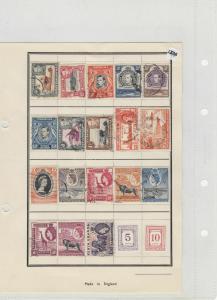 Kenya Uganda Stamps Ref: R4576