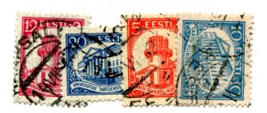 ESTONIA  108-11  USED