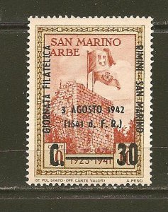 San Marino 200 Mint Hinged