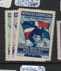 Dominican Republic SC 326-8 MOG (6dvy)