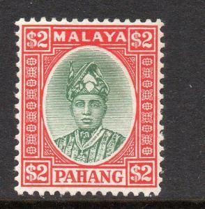 Malaya Kelantan $2 MNH SG 80 Cat. £50
