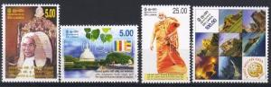 Sri Lanka stamp Landscapes, famous people various stamps MNH 2005 WS14908