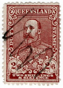 (I.B) Australia - Queensland Revenue : Stamp Duty 2/6d