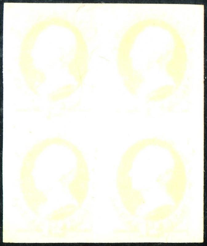 Failed Proof Card F-VF