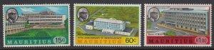 Mauritius 399-401 Independence mnh
