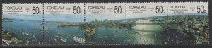 TOKELAU ISLANDS SG154a 1988 AUSTRALIAN SETTLEMENT FINE USED