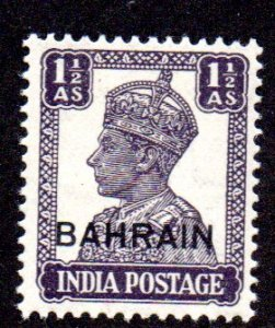 BAHRAIN 43 MH SCV $4.25 BIN $2.15 ROYALTY