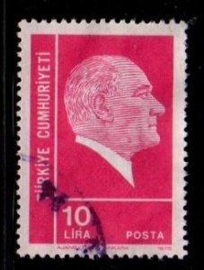 Turkey - #1934 Kemal Ataturk - Used